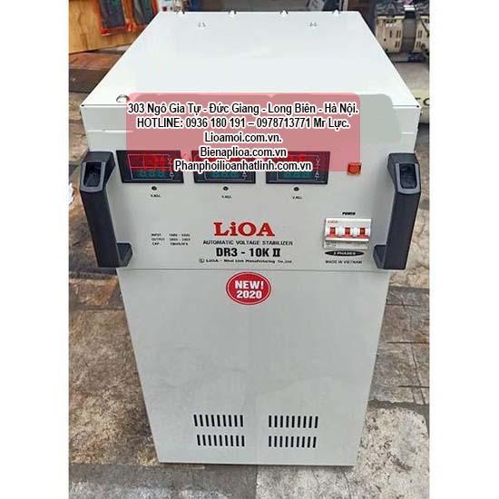 Lioa DR3-10kva 3 pha thế hệ mới