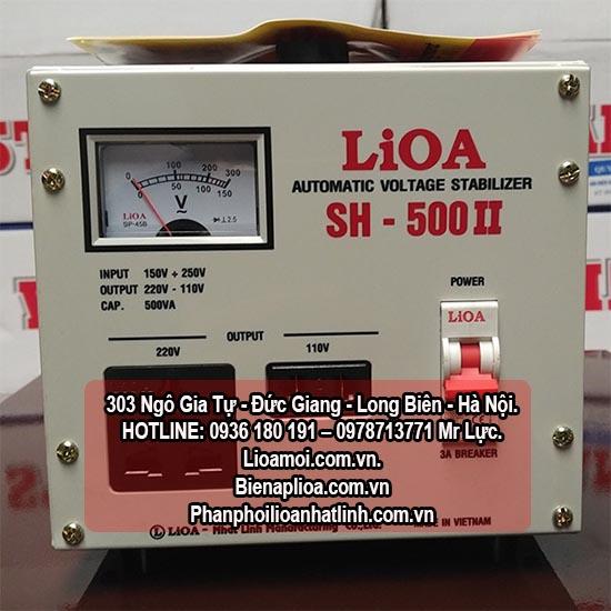 Ổn Áp 0,5 kVA SH-500
