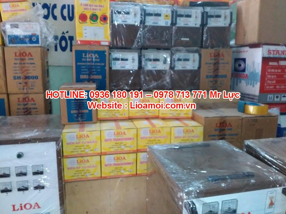 Ổn áp lioa cho gia đình tại Thanh Xuân giá tốt
