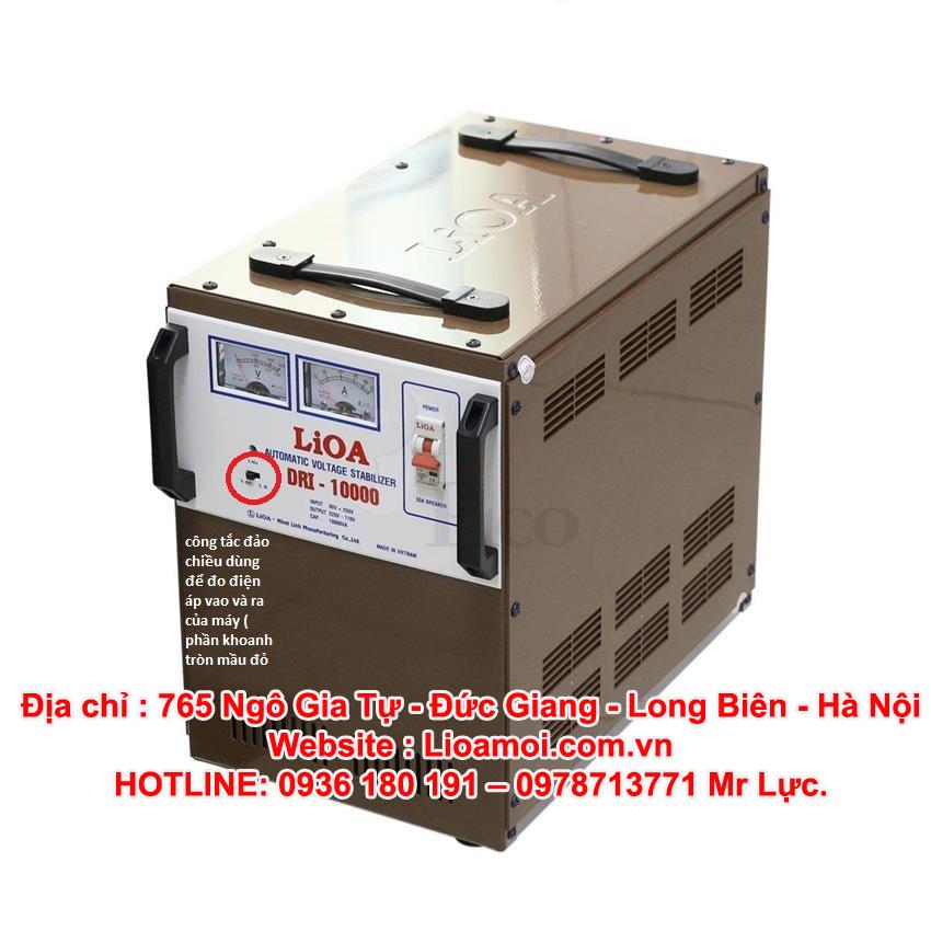 Ổn Áp 0, 5 kVA SH-500
