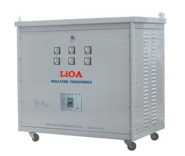Đổi nguồn lioa cho thiết bị điện thêm bền lâu