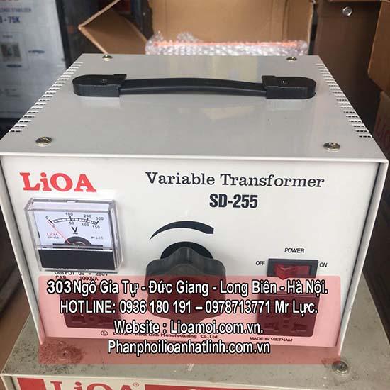 Giá vô cấp Lioa 50A (SD-2550)